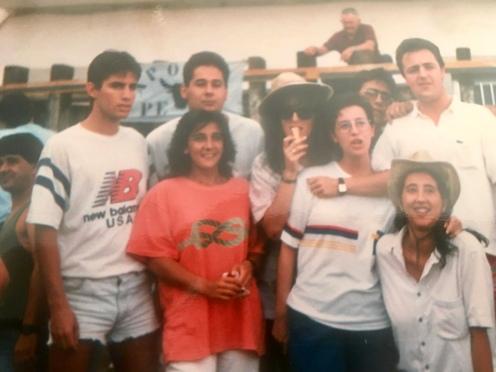 Peña Calimocho 1985